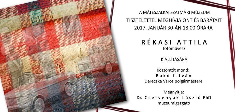Rékasi a Szatmári Múzeumban