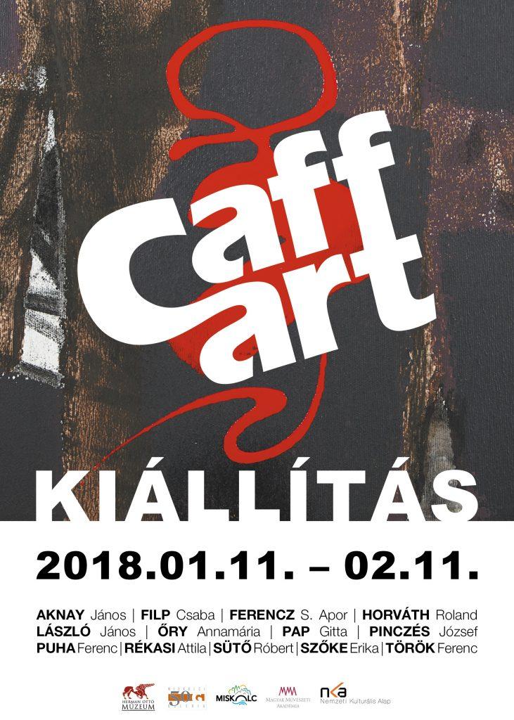 Caffart kiállítás miskolc - Rékasi Attila